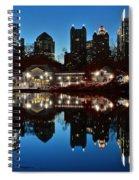 Atlanta Reflects Spiral Notebook
