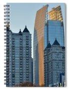 Atlanta Towers Spiral Notebook