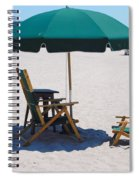 Atlantic City Series -10 Spiral Notebook