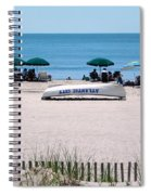 Atlantic City Series -15 Spiral Notebook