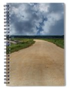 Atlantic Flyways Of New Jersey Spiral Notebook
