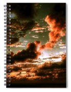 Atlantic Ocean Sunset-1 Spiral Notebook