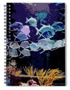 Atlantis Aquarium Spiral Notebook