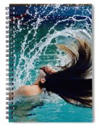Atlantis Spiral Notebook