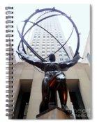 Atlas Spiral Notebook
