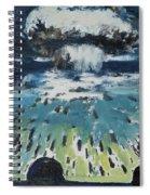 Atomic Spiral Notebook