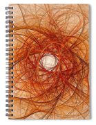 Atomic Crossroads Spiral Notebook