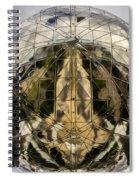 Atomium 5 Spiral Notebook