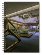 Atrium - Syracuse Ny Spiral Notebook