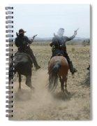 Attack Spiral Notebook