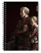 Attack On Titan Spiral Notebook