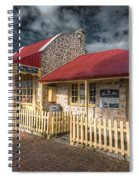 Attic House Spiral Notebook