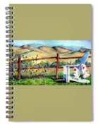 Attitude Adjustment Spiral Notebook