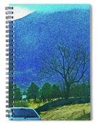 Attraction Spiral Notebook