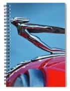 Auburn 6889 Spiral Notebook