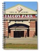 Auburn, Ny - Falcon Park Spiral Notebook