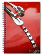 Auburn Speedster Spiral Notebook