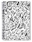 Audacious Spiral Notebook