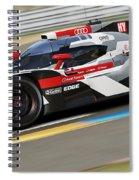 Audi R18 E-tron, Le Mans - 11 Spiral Notebook