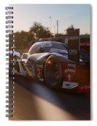 Audi R18 E-tron, Le Mans - 24  Spiral Notebook
