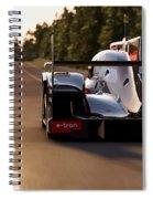 Audi R18 E-tron, Le Mans - 25 Spiral Notebook