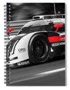 Audi R18 E-tron, Le Mans - 31 Spiral Notebook