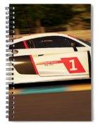 Audi R8 Lms - 04 Spiral Notebook