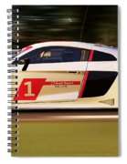 Audi R8 Lms - 15 Spiral Notebook