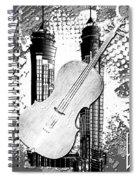 Audio Graphics 1 Spiral Notebook