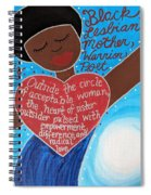 Audre Lorde Spiral Notebook