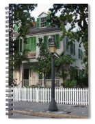 Audubon House Key West Spiral Notebook