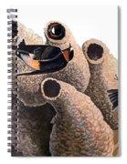 Audubon: Swallow Spiral Notebook