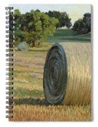 August Bales Spiral Notebook