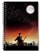 August Rush 2007 Spiral Notebook