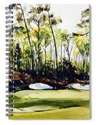 Augusta 2 Spiral Notebook