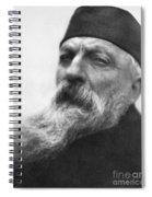 Auguste Rodin (1840-1917) Spiral Notebook