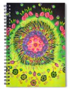 Aura Spiral Notebook