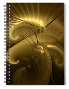 Aureate-1 Spiral Notebook