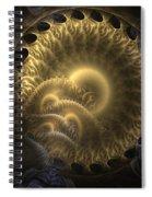 Aureate-2 Spiral Notebook