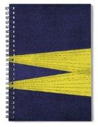 Aurora Borealis Explanation, 19th Spiral Notebook