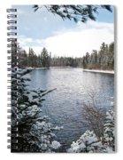 Ausable River 4820 Spiral Notebook