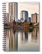 Austin Elongated Spiral Notebook