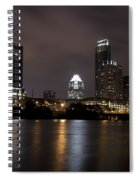Austin Texas Spiral Notebook