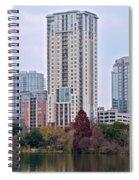 Austin Tower Spiral Notebook