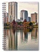 Austin Wide Shot Spiral Notebook