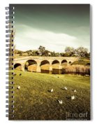 Australian Bridges Spiral Notebook