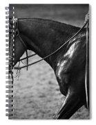 Australian Cowboy Spiral Notebook