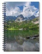 Austria Seebensee Spiral Notebook