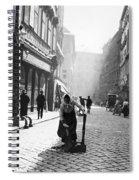Austria: Vienna, 1916 Spiral Notebook