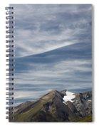 Austrian Sky Spiral Notebook